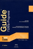 BCMI - Guide de l'ultra-propreté 2005-2006.