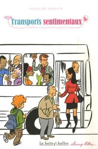 BD Boum - Transports sentimentaux.
