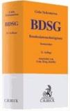 BDSG Bundesdatenschutzgesetz.