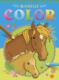 Be-bop - Manège color.