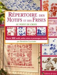Galabria.be Répertoire des motifs et des frises au point de croix - Plus de 500 motifs, petites scènes et personnages à broder Image
