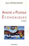 Beat Bürgenmeier - Analyse et Politique économiques.