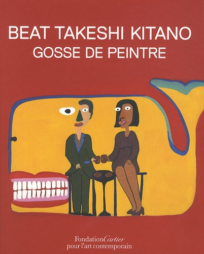 Beat Takeshi Kitano - Beat Takeshi Kitano - Gosse de peintre.