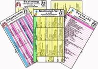 Beatmungs-Karten-Set für Kinder, Säuglinge, Früh- & Neugeborene - Medizinische Taschen-Karte - Beatmungs-Karten-Set (5er-Set) bestehend aus unseren Karten: - Beatmung - Respirator-Einstellungen für Früh- / Neugeborene, Säuglinge & Kleinkinder; Blutgasanalyse für Früh- / Neugeborene, Säuglinge &.