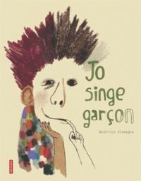 Beatrice Alemagna - Jo singe garçon.