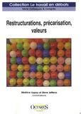 Béatrice Appay et Steve Jefferys - Restructurations, précarisation, valeurs.