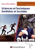 Béatrice Athanase et Isabelle Guillon - Sciences et Techniques Sanitaires et Sociales 1re ST2S.