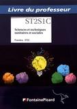 Béatrice Athanase et Isabelle Guillon - Sciences et techniques sanitaires et sociales 1re ST2S - Livre du professeur.