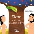 Béatrice Aubert - Zizon - Le serpent d'Adam et Eve.