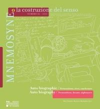 Beatrice Barbalato - Mnemosyne o la costruzione del senso n° 14 – 2021 - Auto/biographie / Prémonitions, rêves, cauchemars.