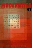 Béatrice Bloch et Apostolos Lampropoulos - Ecriture picturale, écriture musicale de la littérature et des arts.