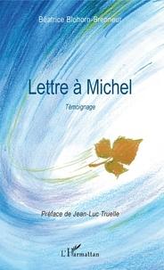 Téléchargez des livres epub gratuits Lettre à Michel