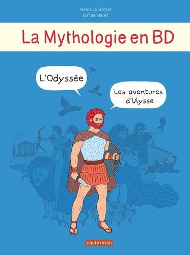 La mythologie en BD  L'Odyssée. Les aventures d'Ulysse