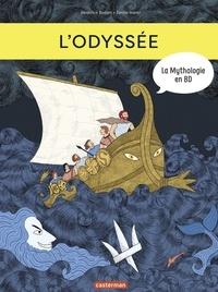 Béatrice Bottet et Emilie Harel - La mythologie en BD  : L'Odyssée.