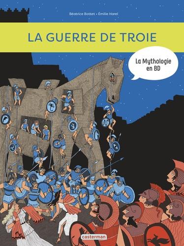 La mythologie en BD  La guerre de Troie