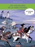 Béatrice Bottet et Auriane Bui - Les classiques en BD  : Les chevaliers de la table ronde.