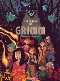 Béatrice Bottet et Terkel Risbjerg - Les Contes de Grimm.