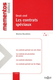 Béatrice Bourdelois - Droit civil : les contrats spéciaux.