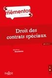 Béatrice Bourdelois - Droit des contrats spéciaux.