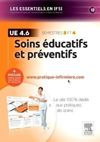 Béatrice Burlet et Katy Le Neurès - Soins éducatifs et préventifs UE 4.6.