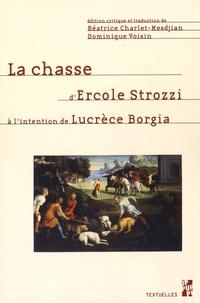 Coachingcorona.ch La chasse d'Ercole Strozzi à l'intention de Lucrèce Borgia Image