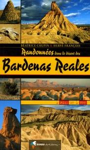 Béatrice Chupin et François Hervé - Randonnées dans le désert des Bardenas Reales.