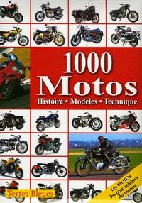 Béatrice Coing - 1000 Motos - Histoire Modèles Technique.
