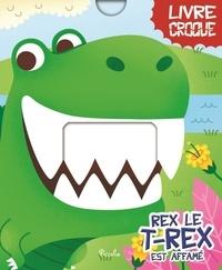 Beatrice Costamagna - Rex le T-rex est affamé.