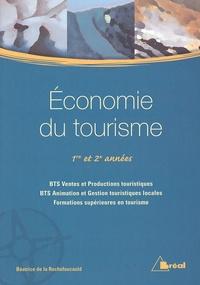 Economie du tourisme 1ère et 2ème années BTS VPT-AGTL et formations supérieures - Béatrice de La Rochefoucauld pdf epub