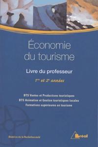 Béatrice de La Rochefoucauld - Economie du tourisme BTS - Livre du professeur.
