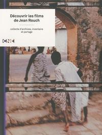 Béatrice de Pastre - Découvrir les films de Jean Rouch - Collecte d'archives, inventaire et partage.