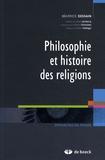 Béatrice Dessain - Philosophie et histoire des religions.