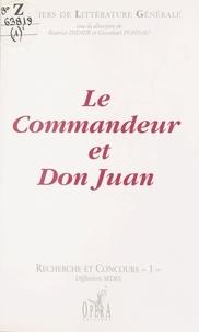 Béatrice Didier - Le commandeur et Don Juan.