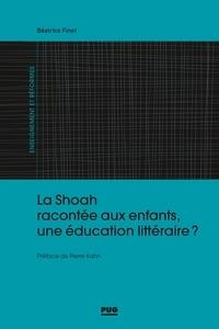 Blackclover.fr La Shoah racontée aux enfants, une éducation littéraire ? Image