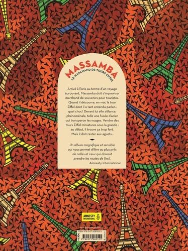 Massamba. Le marchand de tours Eiffel