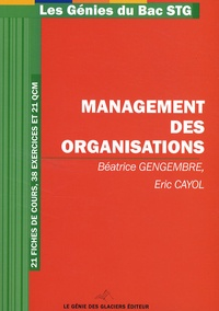 Management des organisations STG - Béatrice Gengembre   Showmesound.org