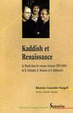 Béatrice Gonzalés-Vangell - Kaddish et Renaissance - La Shoah dans les romans viennois (1991-2001) de Robert Schindel, Robert Menasse et Doron Rabinovici.