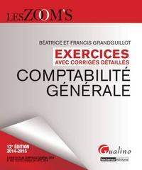 Comptabilité générale - Exercices avec corrigés détaillés.pdf