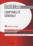 Béatrice Grandguillot et Francis Grandguillot - Comptabilite générale - 80 exercices corrigés.