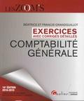 Béatrice Grandguillot et Francis Grandguillot - Comptabilité générale - Exercices avec corrigés détaillés.
