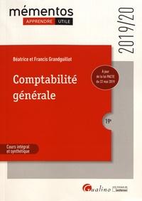 Béatrice Grandguillot et Francis Grandguillot - Comptabilité générale.