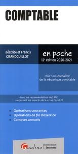 Béatrice Grandguillot et Francis Grandguillot - Comptable - Pour tout connaître de la mécanique comptable.