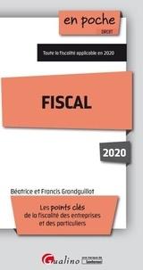 Béatrice Grandguillot et Francis Grandguillot - Fiscal.