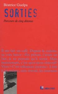 Sorties Parcours De Cinq Detenus Broche