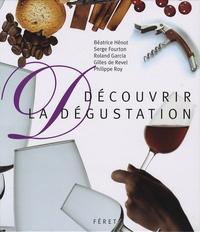 Deedr.fr Découvrir la dégustation Image