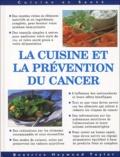 Beatrice Heywood Taylor - La cuisine et la prévention du cancer.