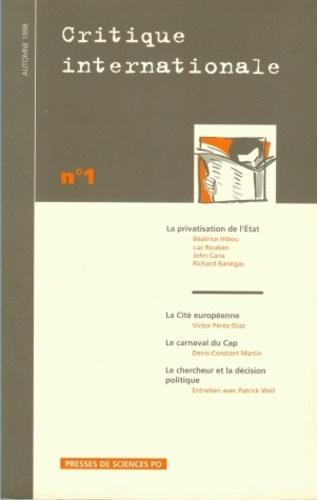 Béatrice Hibou et Richard Descoings - .