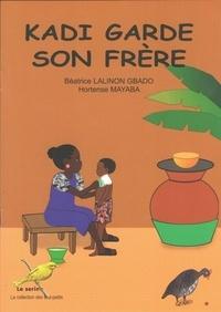 Béatrice Lalinon Gbado et Hortense Mayaba - Kadi garde son frère.