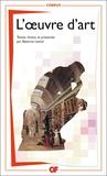 Béatrice Lenoir - L'oeuvre d'art.