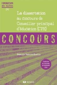 La dissertation au concours de Conseiller principal déducation.pdf